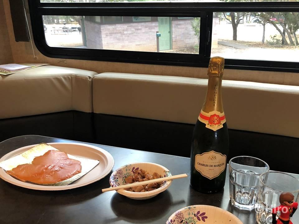 【グランドサークル】アメリカのキャンピングカー旅行での食事・食材
