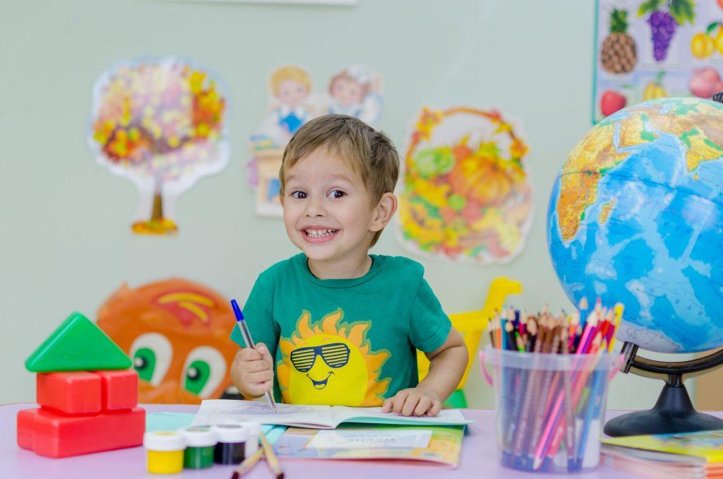 3歳からプリスクールを始めたとしても心配する事はありません