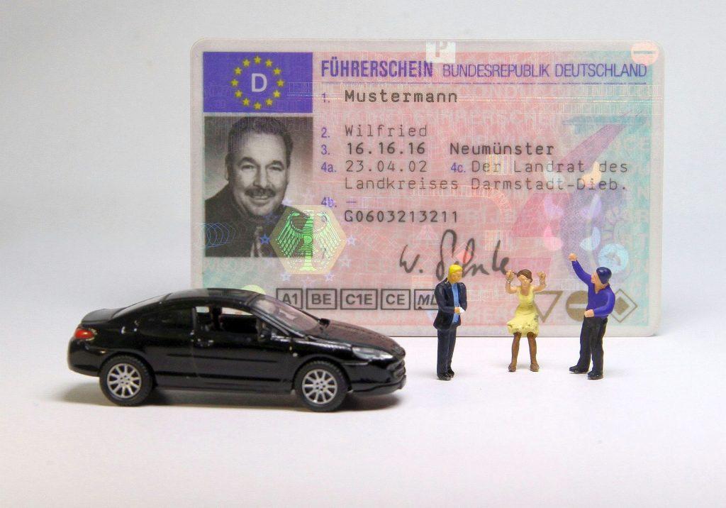 日本の免許証が失効・アメリカから日本の免許へ切替えできる?