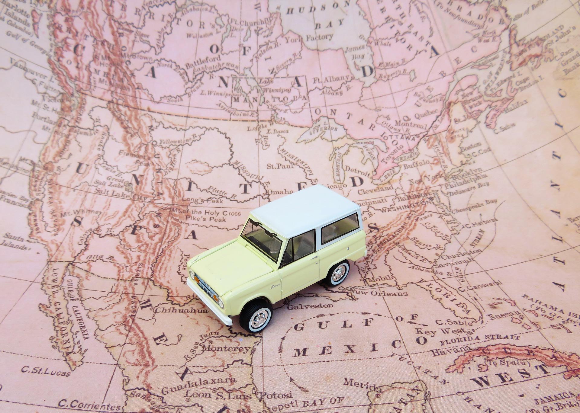 【アメリカでレンタカー】安い値段でお得にレンタルするおすすめ方法