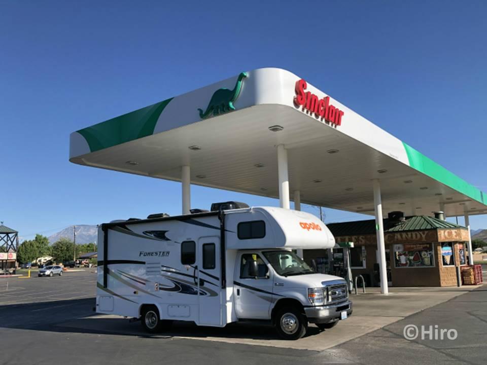 【必見!】アメリカでキャンピングカー旅行で燃費を向上させる方法