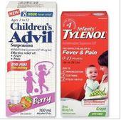 【アメリカ医師推奨!】タイレノールとイブプロフェン子供への服用