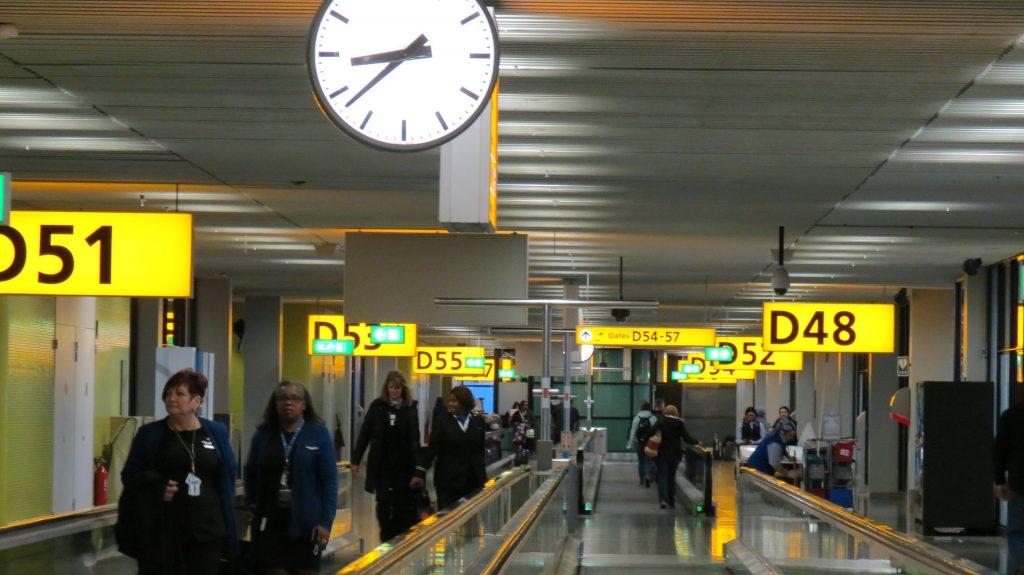 【納得できる!】アメリカの空港で注意する時間に関する5つの事