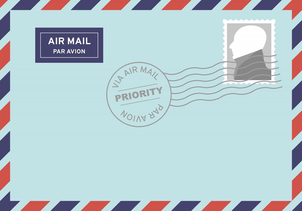 アメリカの郵便局で転送届けの依頼方法をご説明します