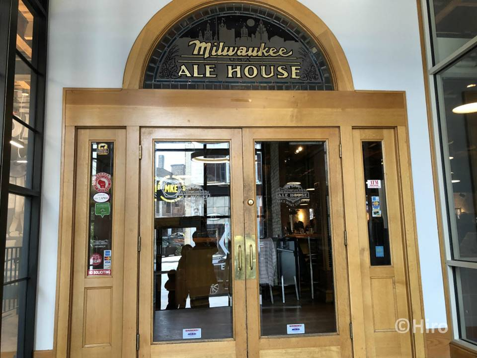 【穴場!】ミルウォーキー観光・リバーサイドのおしゃれなレストラン