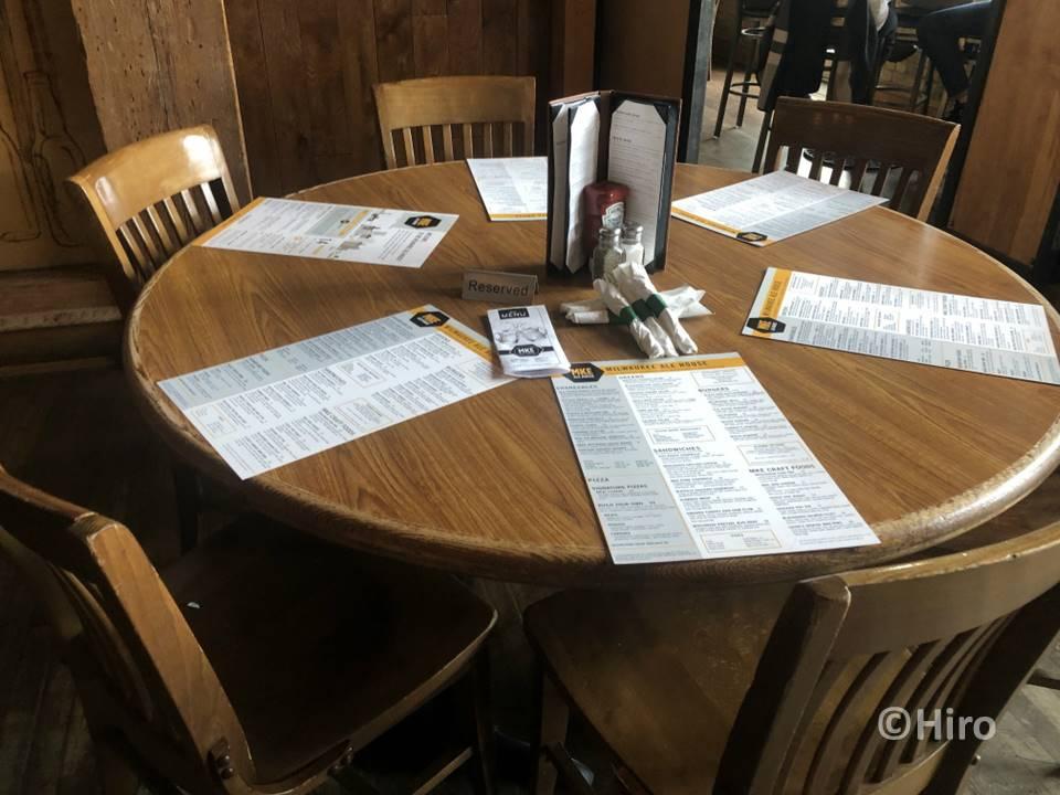 ミルウォーキー観光・リバーサイドのおしゃれなレストラン・まとめ