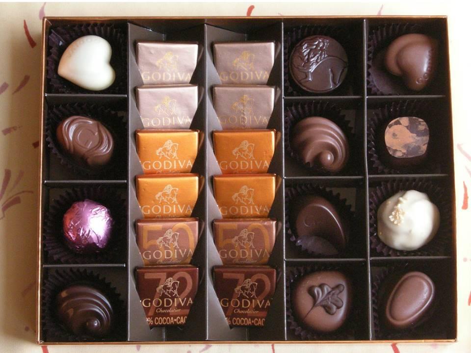 プレミアムチョコレート「ゴディバ(GODIVA)」の正体に迫ります