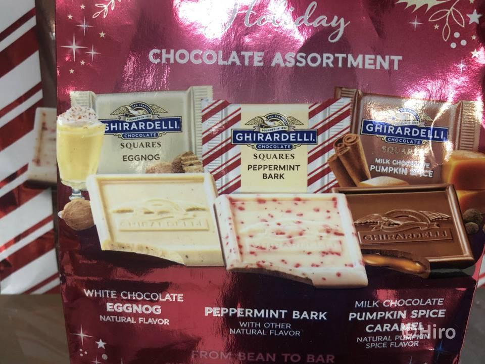 アメリカのチョコレート「ギラデリ(Ghirardelli)」・まとめ