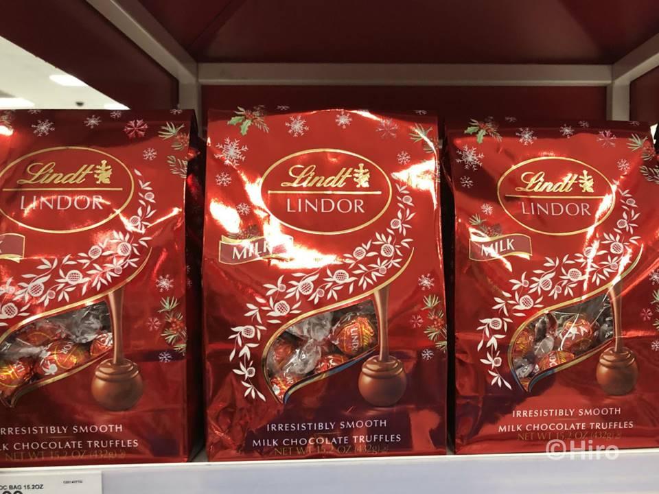 「リンツ(Lindt)」のチョコレートはアメリカのもの?