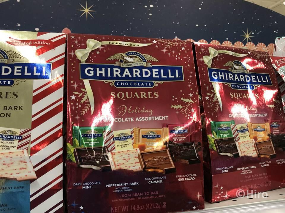 【お土産に最適!】ギラデリ(Ghirardelli)はアメリカのチョコレート