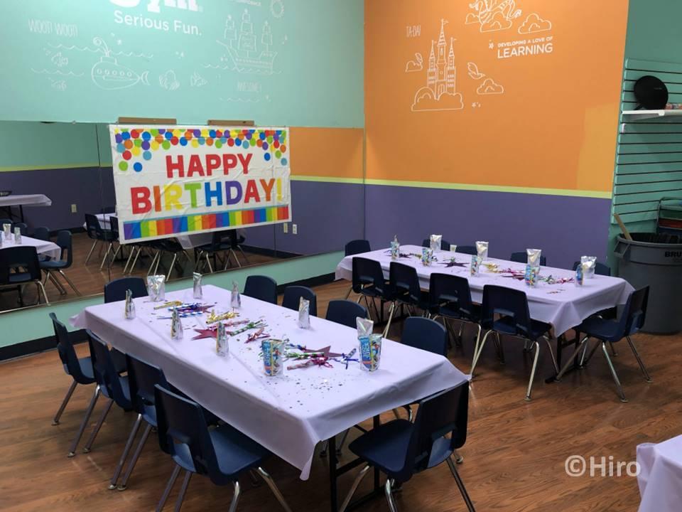 アメリカで子供のバースデーパーティー(誕生日会)基礎知識