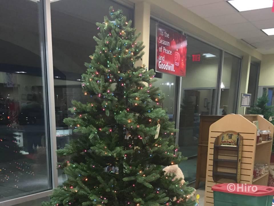 クリスマスツリーの賢い購入方法その2