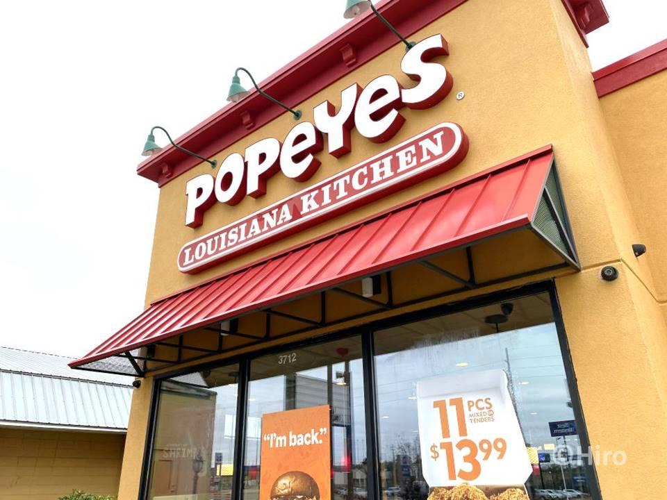 ポパイズ(Popeyes)のチキンサンドイッチ・まとめ