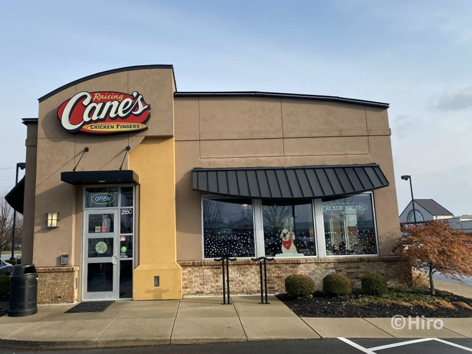 【ハワイで大人気!】チキンのファストフード「Cane's(ケインズ)」