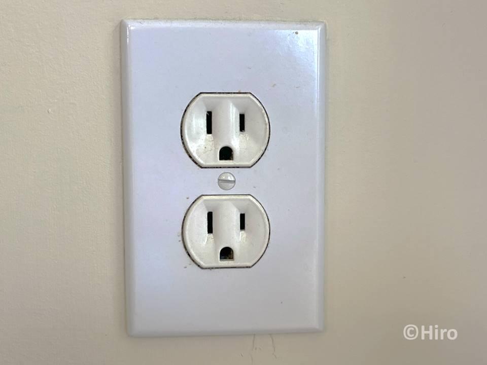 電圧・コンセント・ヘルツの違いについてご説明します