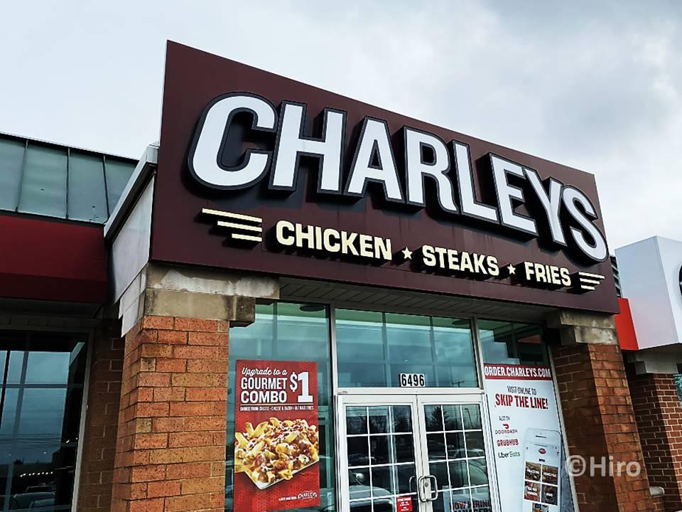チャーリーズ(CHARLEYS)ハワイ・グアムの激うまファストフード店