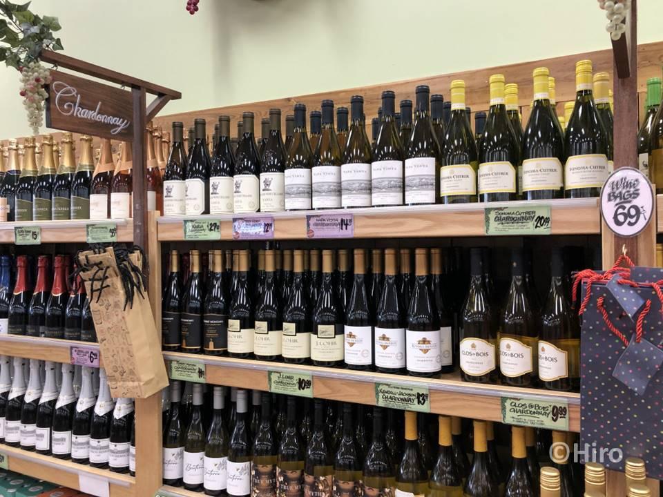 【アメリカでワイン!】赤ワインと白ワインの違いをご紹介します
