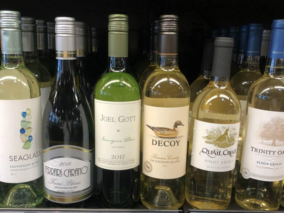アメリカのスーパーで購入するおすすめ初めてワイン・まとめ