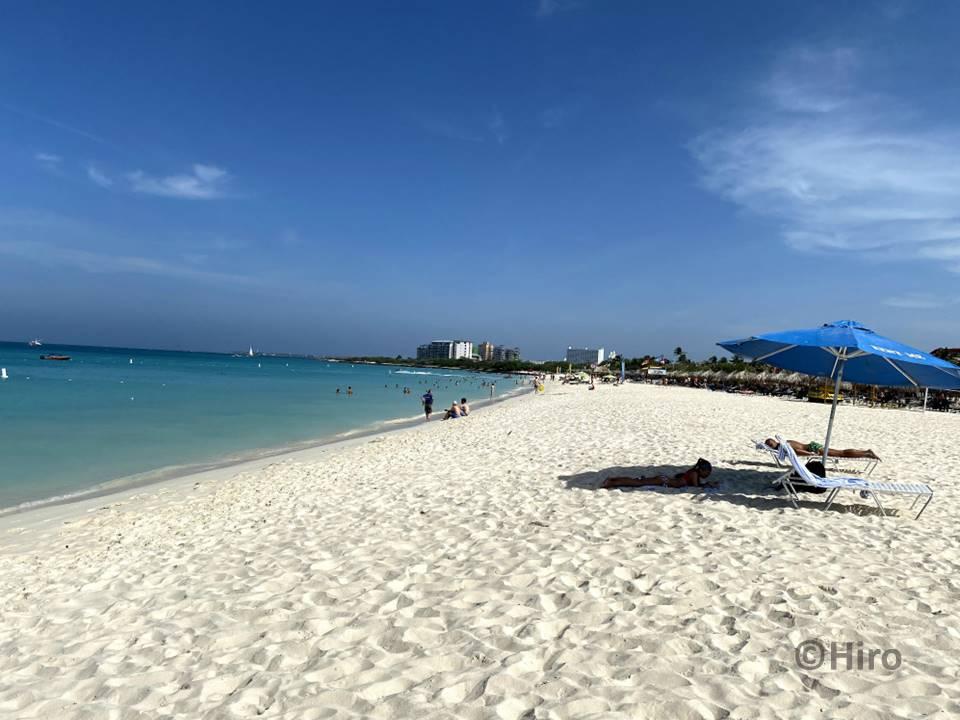【Aruba(アルバ)旅行】カリブ海の島アルバってどんなとこ?