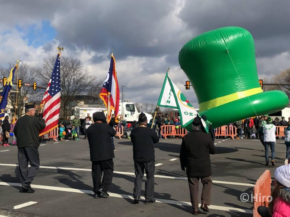 【アメリカでもパレード】イベントの様子をご紹介します
