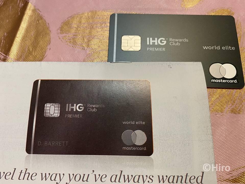 クレジットカードの入会ボーナス